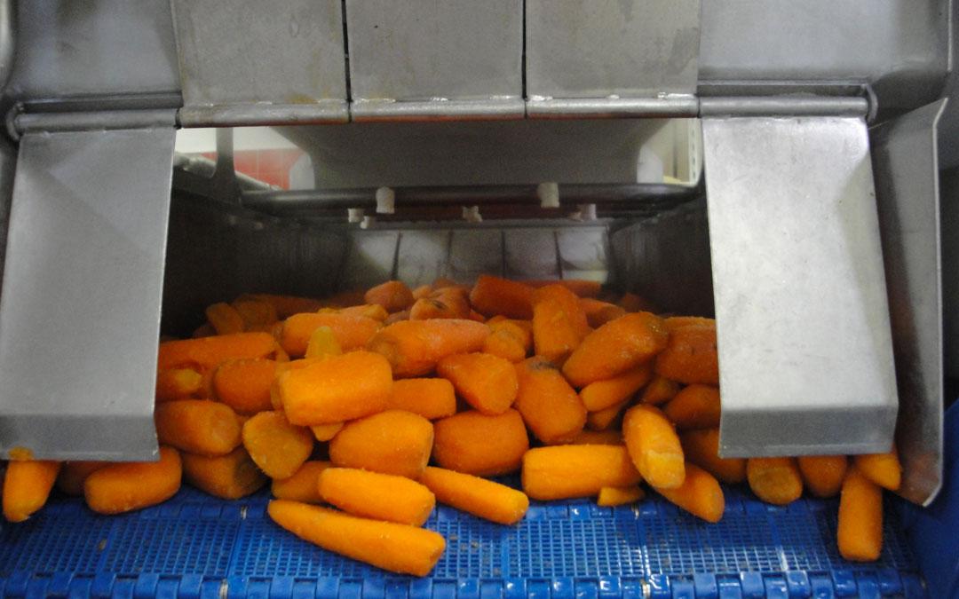 Recycler des eaux issues du pelage des carottes par procédés membranaires